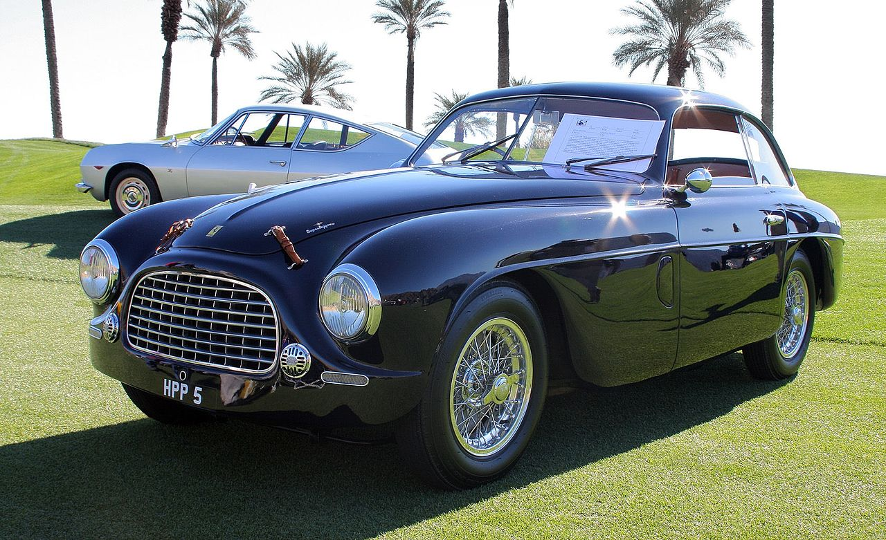 166 Inter Touring Berlinetta